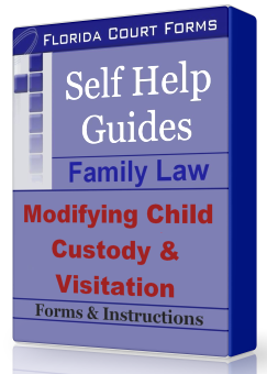 Modifying Child Custody & Visitation